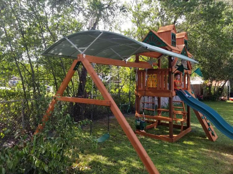 Boca Raton Solar Protection Canopy